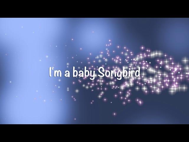 Toddler Yoga Rhymes  'I'm a little hedgehog' & 'I'm a baby songbird'