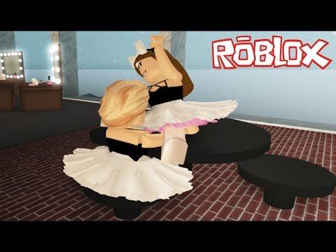 Roblox เต้นท่ายาก  สุดฮา..[ N.N.B CLUB ] The Royal Ballet Academy