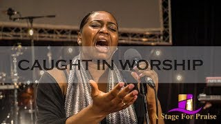 Agnes - Not My Will But Yours (Spontaneous Worship) | Caught In Worship