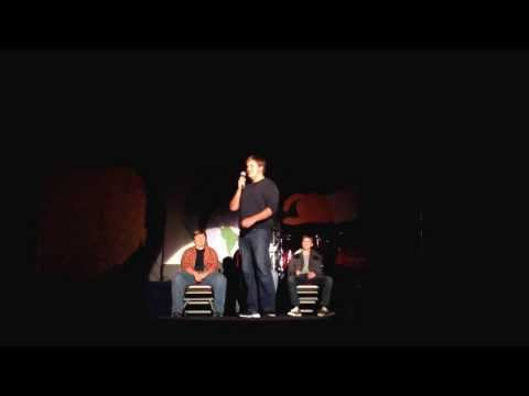 David Herman   Comedy Throw Down