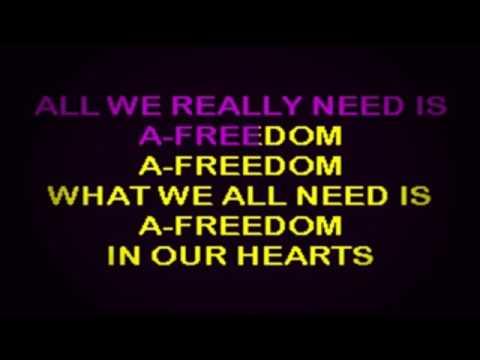 SC2201 08   Judd, Wynonna   Freedom [karaoke]