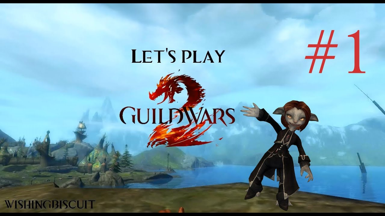 Guild Wars 2playing The Asura