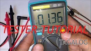 Multi Tester Tutorial (Tagalog)