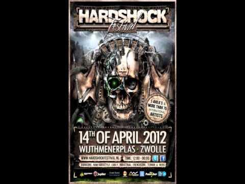 Petrochemical live @ Hardshock Festival 2012