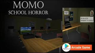 Horror  Momo: School Horror & Download link   play store pro