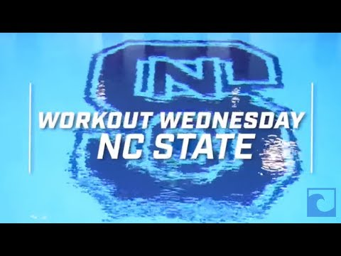 Workout Wednesday: NC State Sprinters