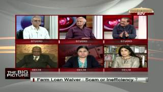 The Big Picture - Farm loan waiver: Scam or inefficiency?