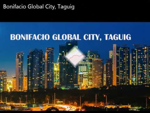 BGC, Taguig and tourist spot in the Philippines