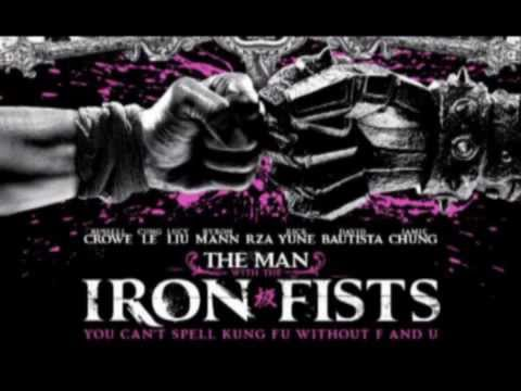 The Man With the Iron Fist Commercial Song