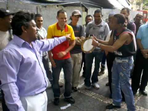 Uma tarde em São Paulo - Repente do Goiano
