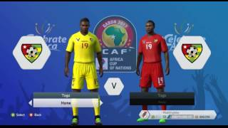 FIFA 14 ModdingWay Mod AFCON 2017 Update