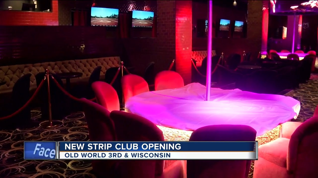 Strip club for women milwaukee wi