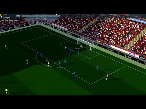 Football Manager 2018 - First Look! New 3D Match Engine, Scouting & 'Dynamics'