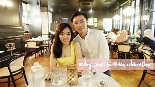Video #Vlog: Sam's Birthday Celebration @ BLVD HOUSE download MP3, 3GP, MP4, WEBM, AVI, FLV September 2018
