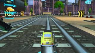 Cars 2 The Game Gameplay Clearence Level 5-3 HD