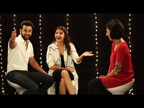 Cinebuzz Interview: Ranbir Kapoor & Anushka Sharma