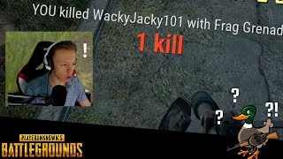 I unknowingly killed WackyJacky101