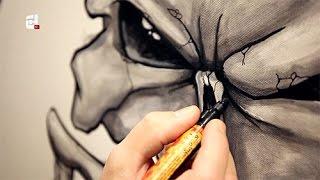 Graffiti - Cruze - Atelier - CHTV