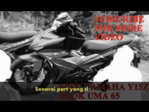 Y15ZR Blok 65 UMA Racing Review