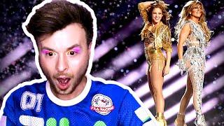 Shakira & Jennifer Lopez - Super Bowl Halftime Show [REACTION]
