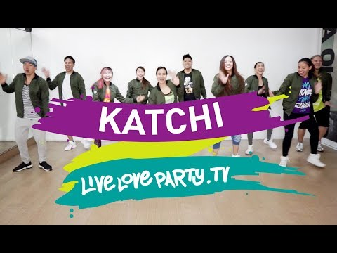 Katchi Dance Challenge | Live Love Party | Dance Fitness