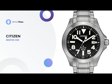 Chic Citizen BN0118-55E Watches For Woman Features & Features