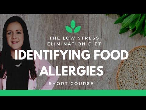 The Low Stress Elimination Diet Short Course - [ Video 1 ]