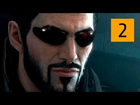 Прохождение Deus Ex: Mankind Divided — Часть 2: Книжный магазин Коллера