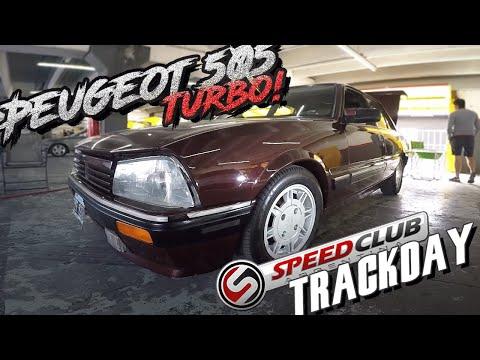 TrackDay Con El Peugeot 505 Turbo!