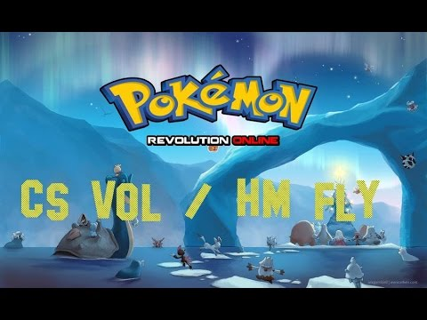 [FR] POKEMON Revolution Online - CS VOL / HM FLY ♦ Quête com