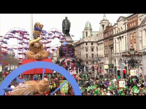 Dublin and the World celebrate St Patrick