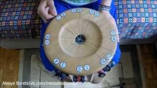 Полый шнур Naiki gumi - Видео урок Алеси Борец