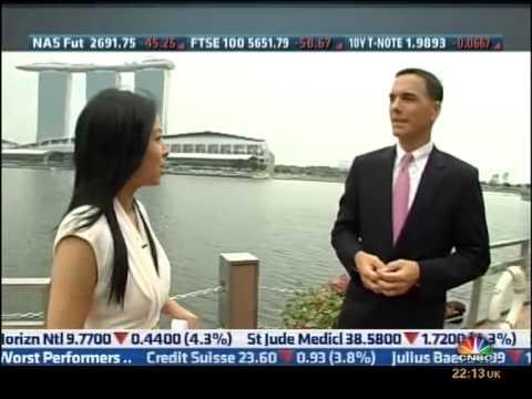 Hong Kong & Singapore - Global Financial Ambitions (CNBC)