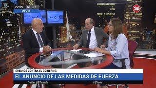 """📡 """"Willy"""" Kohan, Cecilia Boufflet, y """"Beto"""" Valdez en """"El timón"""" - 12/06/18"""