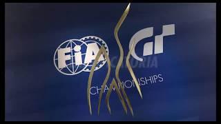 GT Sport Campeonato Taça das Nações FIA GT Série dos Construtores FIA GT 18 rodada 3 Multiplayer g29