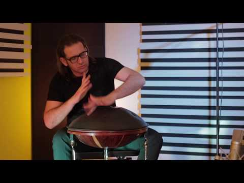 Davide Friello Music For Handpan