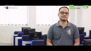 AI bij Herald College Kathmandu | Prakash Shrestha | CEO