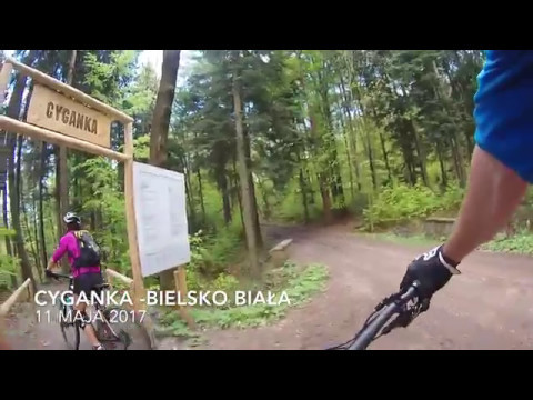 Enduro Trails Bielsko-Biała - Cyganka 2017