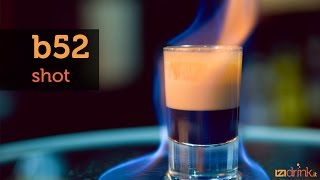 Ricetta B52 Shot Izidrink It Youtube