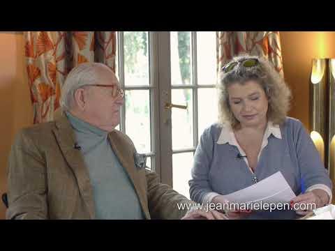 Journal de bord de Jean-Marie Le Pen n°533