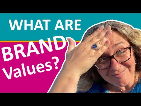 How To Build A Brand | What are Brand Values | Brand Strategy