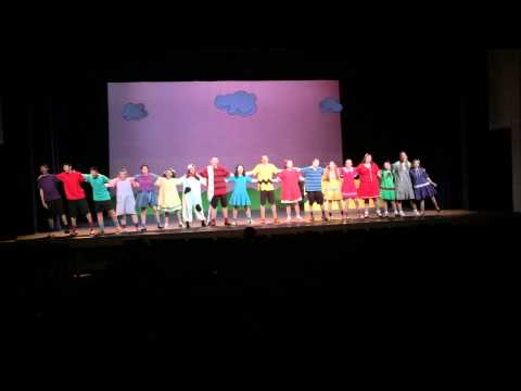 Happiness: You're A Good Man, Charlie Brown, Wildcat Drama, Wilsonville, Oregon