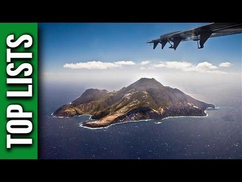 Top 10 Most Dangerous Islands
