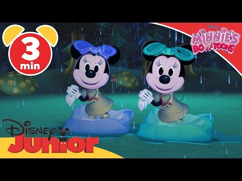 Minnie's Bow-Toons | Happy Campers | Disney Junior UK