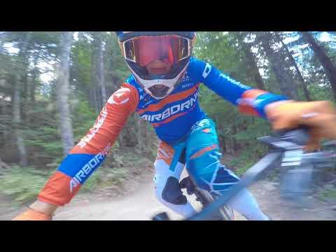 Ride with me - 8x World Champion Caroline Buchanan