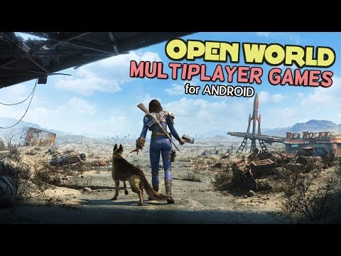 Top 10 Open World Multiplayer Games For Android