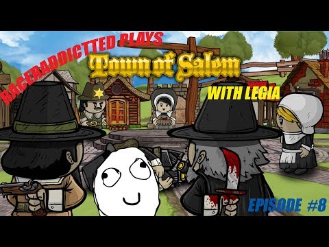 IDENTITY THEFT - Town of Salem w/ Legia Ep. 8