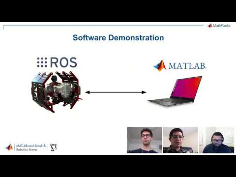 LQR Control of an Autonomous Underwater Vehicle - MATLAB and Simulink Robotics Arena