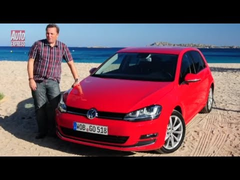 New Volkswagen Golf review - Auto Express