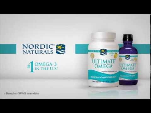 Nordic Naturals Omega  Fish Oil Liquid